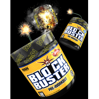 MAN Sports Block Buster - 30 Servings